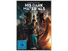 His Dark Materials Staffel 2 Neue Welten warten 2 DVDs