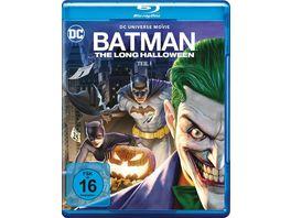 Batman The Long Halloween Teil 1