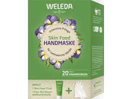 WELEDA Handmaske SkinFood