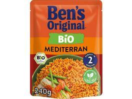BEN S ORIGINAL Bio Mediterran 240G