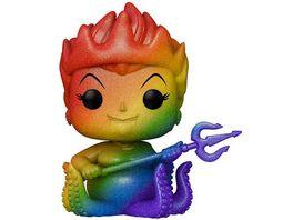 Funko POP The Little Mermaid Ursula Rainbow Pride Diamond Glitter Vinyl