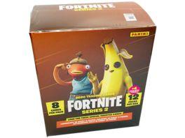 Panini FORTNITE Serie 2 Trading Cards Mega Blasterbox