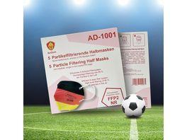 AnDum Atemschutzmaske FFP2 Deutschland