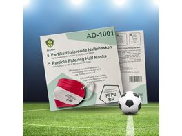 AnDum Atemschutzmaske FFP2 Oesterreich