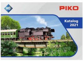 PIKO 99501 H0 KATALOG 2021