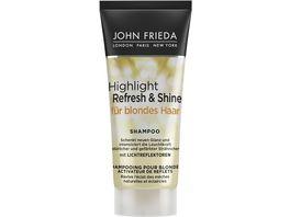 John Frieda sheer BLONDE Refresh Shine Shampoo