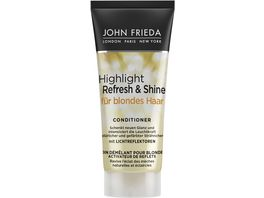 John Frieda sheer BLONDE Refresh Shine Spuelung