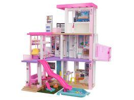 Barbie Traumvilla Puppenhaus Barbie Traum Haus mit Zubehoer