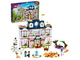 LEGO Friends 41684 Heartlake City Hotel Resort Puppenhaus