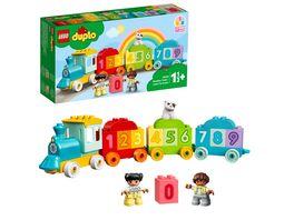 LEGO DUPLO 10954 Zahlenzug Zaehlen lernen Baby Spielzeug Zug