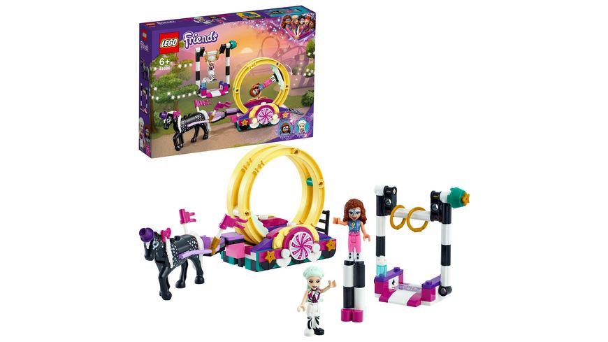 LEGO Friends 41686 Magische Akrobatikshow mit Freizeitpark