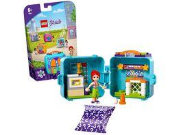 LEGO Friends 41669 Mias Fussball Wuerfel Kinderspielzeug ab 6 Jahre
