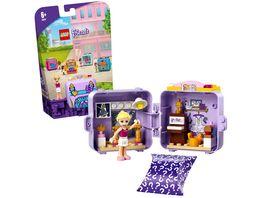 LEGO Friends 41670 Stephanies Ballett Wuerfel Kinderspielzeug ab 6 Jahre