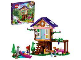 LEGO Friends 41679 Baumhaus im Wald Spielzeug ab 6 Jahre mit Mini Puppen