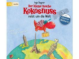 Der kleine Drache Kokosnuss reist um die Welt