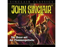 Classics Folge 43 Der Hexer mit der Flammenpeits