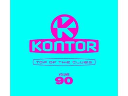 Kontor Top Of The Clubs Vol 90