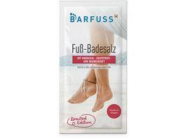 BARFUSS Fuss Badesalz Sommer