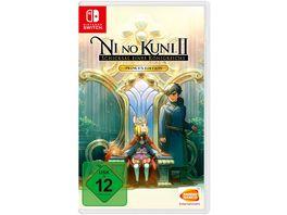 Ni No Kuni 2 Schicksal eines Koenigreichs Prin