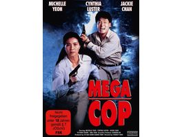 Mega Cop Limitiert auf 500 Stueck Cover B
