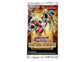 Yu Gi Oh Sammelkartenspiel Lightning Overdrive Booster