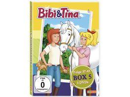 Bibi Tina Box 5 Folge 37 45 3 DVDs