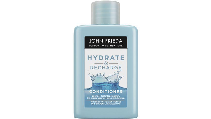 John Frieda Hydrate & Recharge Spülung