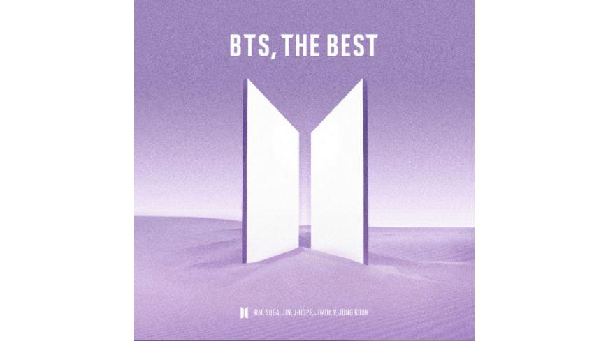 BTS, THE BEST (LTD. CD+DVD) B