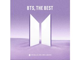 BTS THE BEST LTD CD DVD B