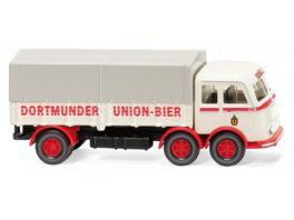 Wiking 42903 1 87 Pritschen Lkw MB LP 333 Dortmunder Union