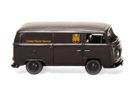 Wiking 30004 1 87 VW T2 Kastenwagen UPS