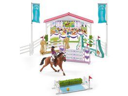 Schleich 42440 Horse Club Freundschaftsturnier