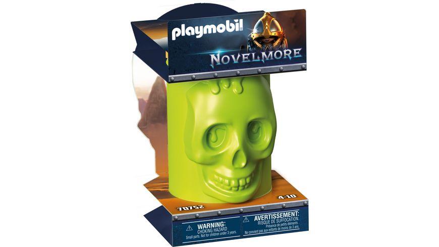 PLAYMOBIL 70752 - Novelmore - Skeleton Surprise Box - Sal'ahari Sands Skelettarmee (Series 1), 12 Skelette zum Sammeln