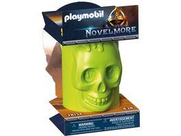 PLAYMOBIL 70752 Novelmore Skeleton Surprise Box Sal ahari Sands Skelettarmee Series 1 12 Skelette zum Sammeln