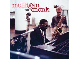 Gerry Mulligan Meets Monk 1 Bonus Track 180g LP