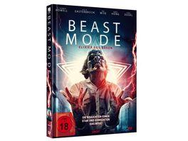 Beast Mode Elixier des Boesen Uncut Limited Mediabook DVD Booklet
