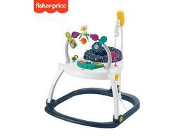 Fisher Price Kaetzchen Astronaut Jumperoo Activity Center mit Sitz Baby Hopser