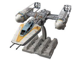 Revell 01209 Star Wars Bandai Y wing Starfighter 1 72