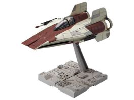 Revell 01210 Star Wars Bandai A wing Starfighter 1 72