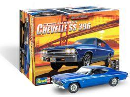 Revell 14492 1969 Chevelle SS 396 1 24