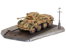 Revell 03298 First Diorama Set Sd Kfz 234 2 Puma 1 76