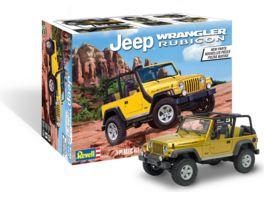 Revell 14501 Jeep Wrangler Rubicon 1 25