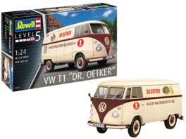 Revell 07677 VW T1 Dr Oetker 1 24