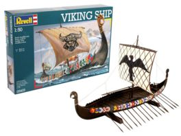 Revell 65403 Model Set Viking Ship 1 50