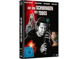 Auf den Schwingen des Todes Mediabook Cover A Limited Edition auf 333 Stueck DVD