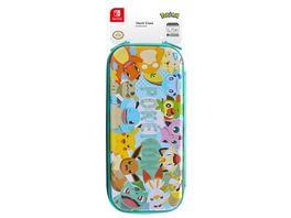 Nintendo Switch Tasche Vault Case Pikachu Friends Edition