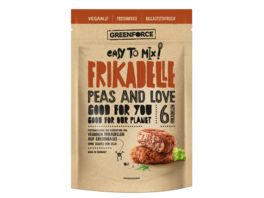 GREENFORCE Easy to Mix Frikadellen