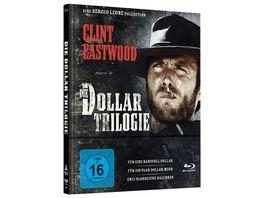 Die Dollar Trilogie Limited Mediabook 3 BRs