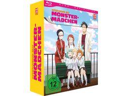 Interviews mit Monster Maedchen Blu ray Vol 1 Sammelschuber Limited Edition