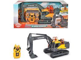 Dickie RC Volvo Mining Excavator